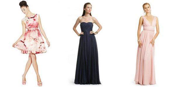 Vestidos cerimonia baratos