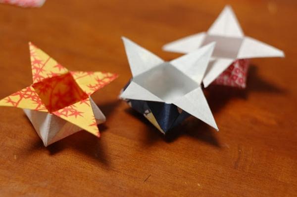 Lembrancinha De Casamento Como Fazer Uma Caixa De Origami Blog