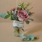 DIY Tutorial Vasos de flor suspensos para decoração