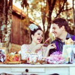 Sessão de fotos pré casamento idealizada pelos noivos