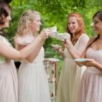 Inspiração Chá de noiva Vintage