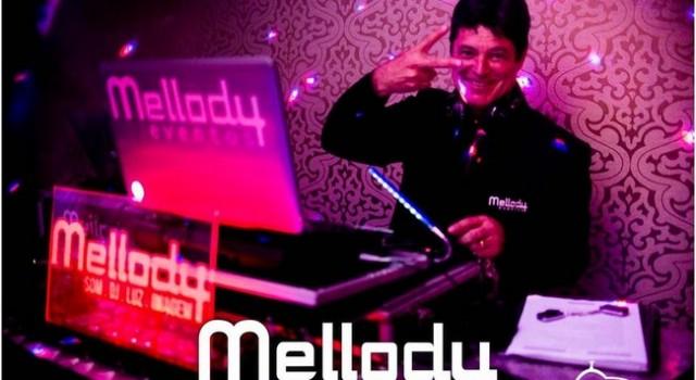 DJ Cesar de Mello da Mellody Eventos